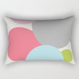 Abstract No.20 Rectangular Pillow