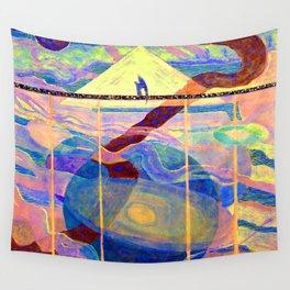 Ciurlionis Sonata of the Stars Wall Tapestry
