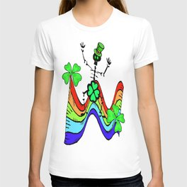 Magic Rainbow Ride T-shirt