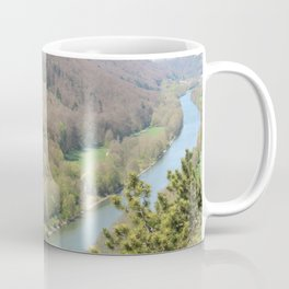 Die Donau 1 Coffee Mug
