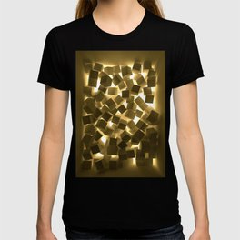 3D What Burns in Your Box? T-shirt