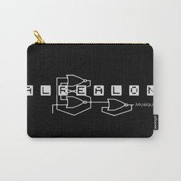Alrealon Musique Logo Carry-All Pouch