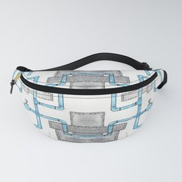 Pipe mania Fanny Pack