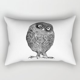Owl Nr.4 Rectangular Pillow