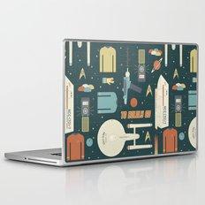To Boldly Go... Laptop & iPad Skin