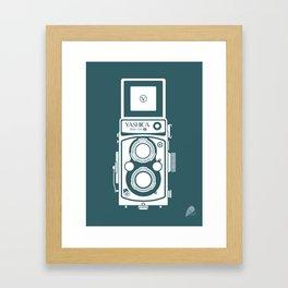 Yashica MAT 124G Camera Framed Art Print