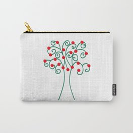 Christmas Tree Carry-All Pouch