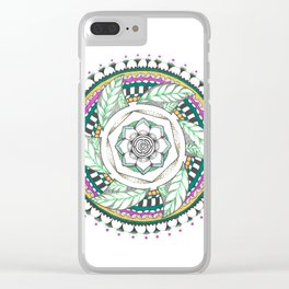 Call me 23 Clear iPhone Case