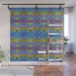 Klimt Tree of Life Mandala Wall Mural