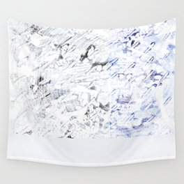 Let's Jump in Puddles Wall Tapestry