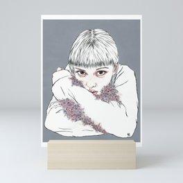 Ombre III Mini Art Print