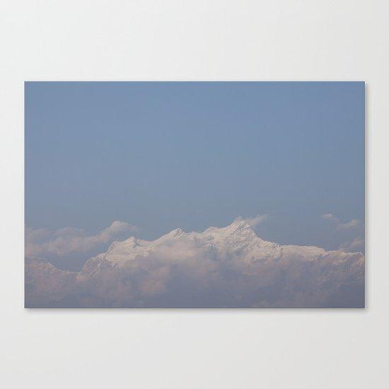 light winds Canvas Print