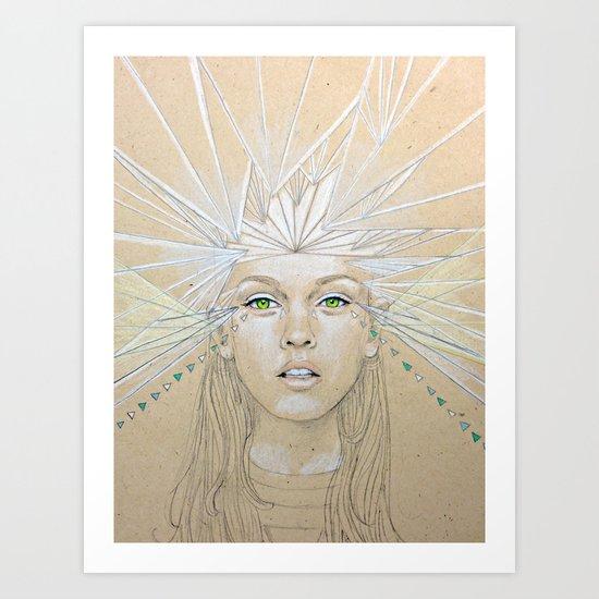 Luminosity Art Print