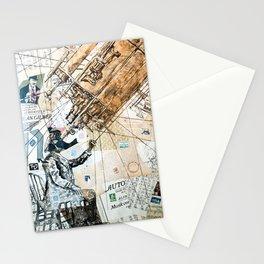 Mond observer Stationery Cards