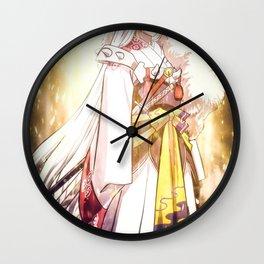 InuYasha   Sesshomaru Wall Clock