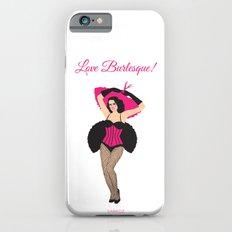 Burlesque Girl iPhone 6s Slim Case