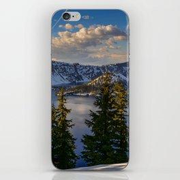 Crater Lake - Spring iPhone Skin