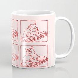 Cat in Meme Major Coffee Mug
