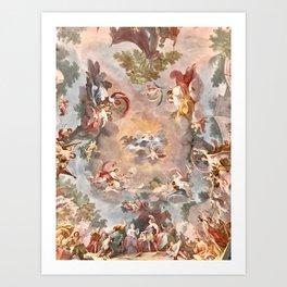 Royal Palace Art Prints | Society6