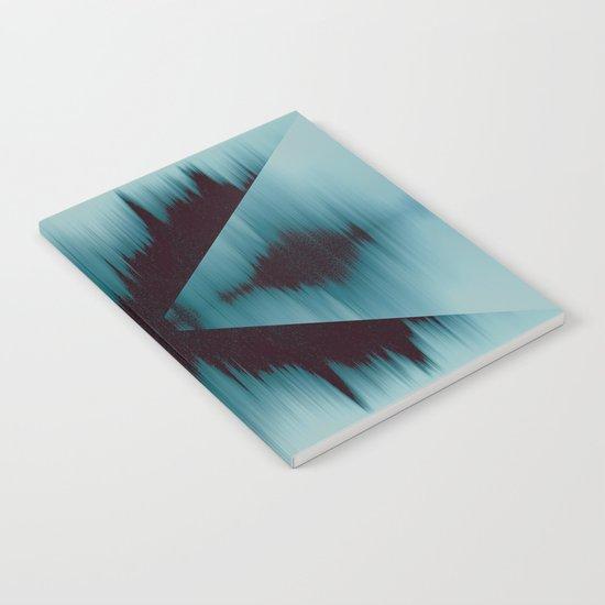 Aquamarine X Notebook