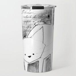 minima - deco cat Travel Mug