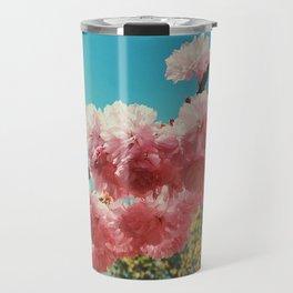 Spring Flowers in D.C. Travel Mug