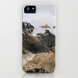 PATAGONIA I iPhone Case