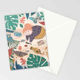 My Discoveries Stationery Cards