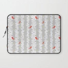 Birch Birds Laptop Sleeve
