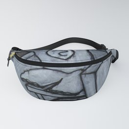 Square Wheel Chair Fanny Pack