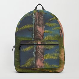 Still standing - strong trees Backpack