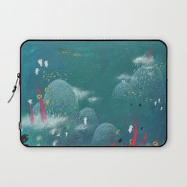 Let Me Float Laptop Sleeve
