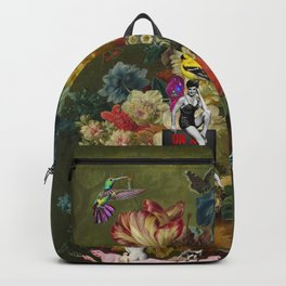 Old Masters, New Twist Backpack