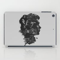 inception iPad Cases featuring Inception by Jason Vaughan