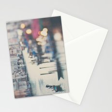 winter in venice ...  Stationery Cards