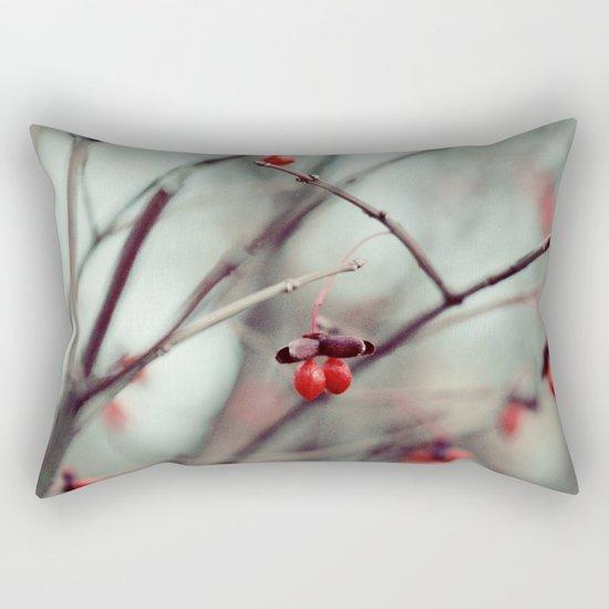 December Dream Rectangular Pillow