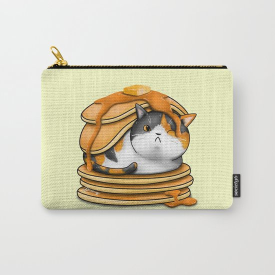 Kitty Pancakes Carry-All Pouch