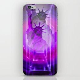 New York Statue of Liberty iPhone Skin