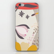 Abstract Nature Landscape iPhone & iPod Skin