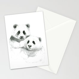 Giant Panda sketch SK064 Stationery Cards