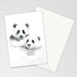 Giant Panda sketch SK064 Stationery Cards