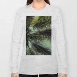Tropical summer breeze Long Sleeve T-shirt