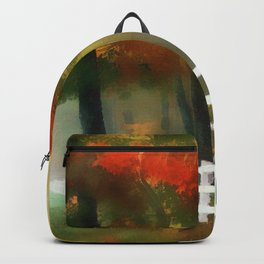 Autumn Morning Backpack
