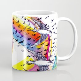Spin and Spin Coffee Mug