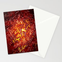 The Fire within..... Stationery Cards