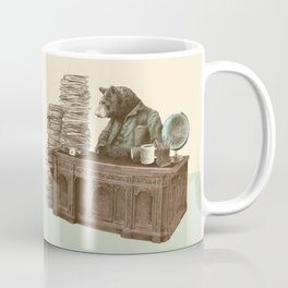 Bearocrat Coffee Mug