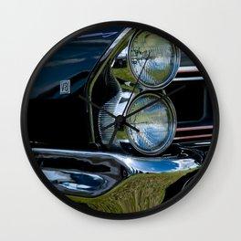 Pontiac Parisienne Wall Clock