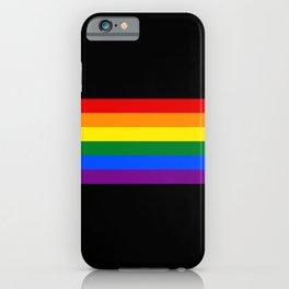 Pride Stripes iPhone Case