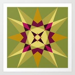 Star it out Art Print