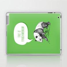 Panda Pun Laptop & iPad Skin